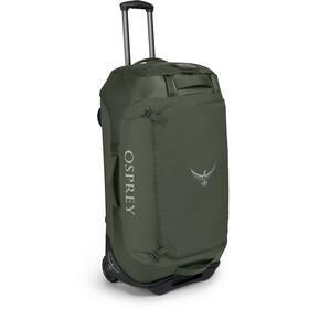 Osprey Rolling Transporter 90 Duffel Bag, haybale green